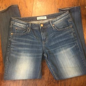 Maurices Skinny Fit True Blue Jeans